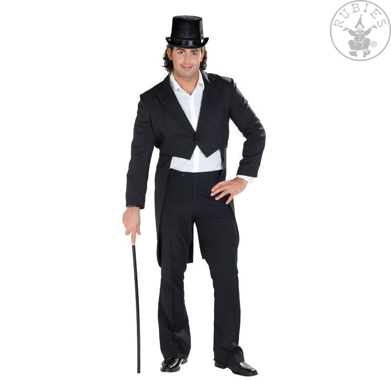 Kostýmy na karneval - Frak černý