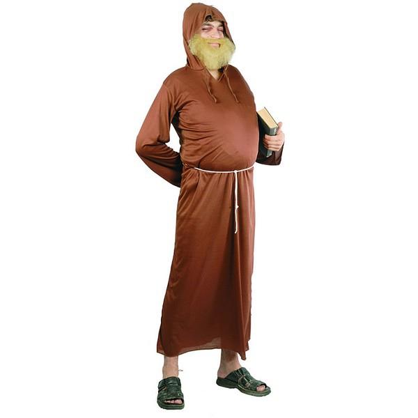 Kostýmy - Mnich - kostým