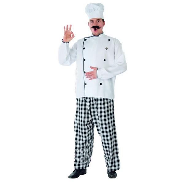Kostýmy na karneval - Kostým šéfkuchaře D