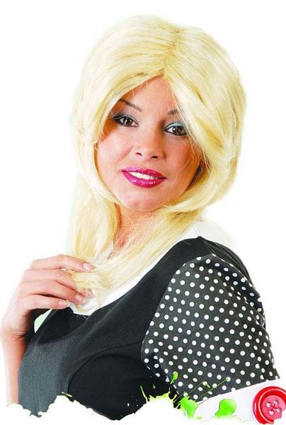 Paruky - Paruka Natali blond D