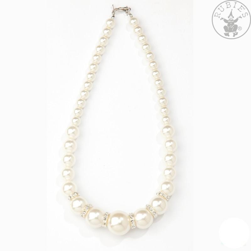 Doplňky - Perlový náhrdelník nový