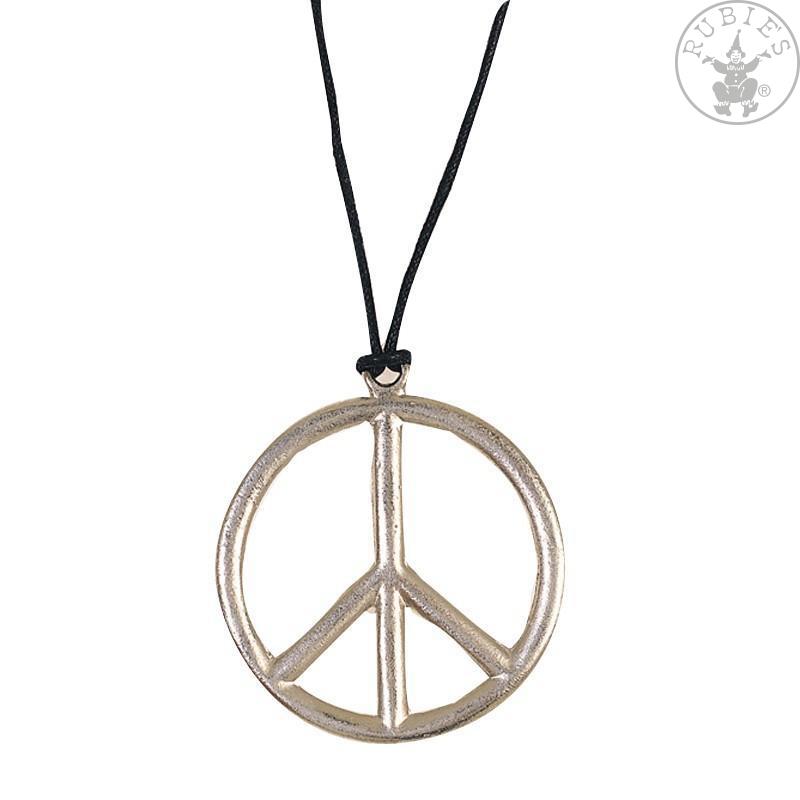 Doplňky - Náhrdelník - Peace prům. 65 cm
