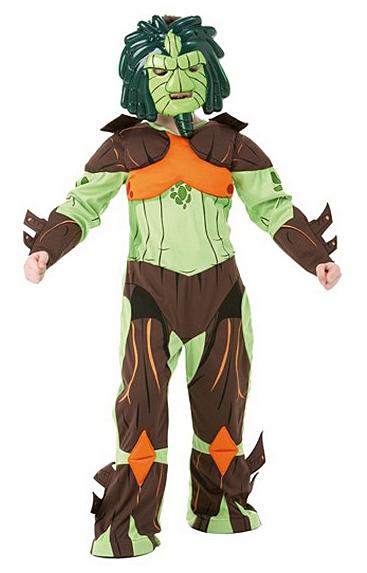 Kostýmy - Kostým Gormiti Forest DLX Box Set - licenční kostým D