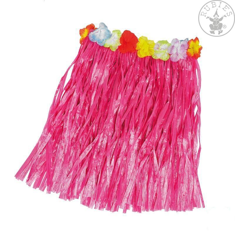 Doplňky dle zaměření - Hawai sukně růžová 50cm