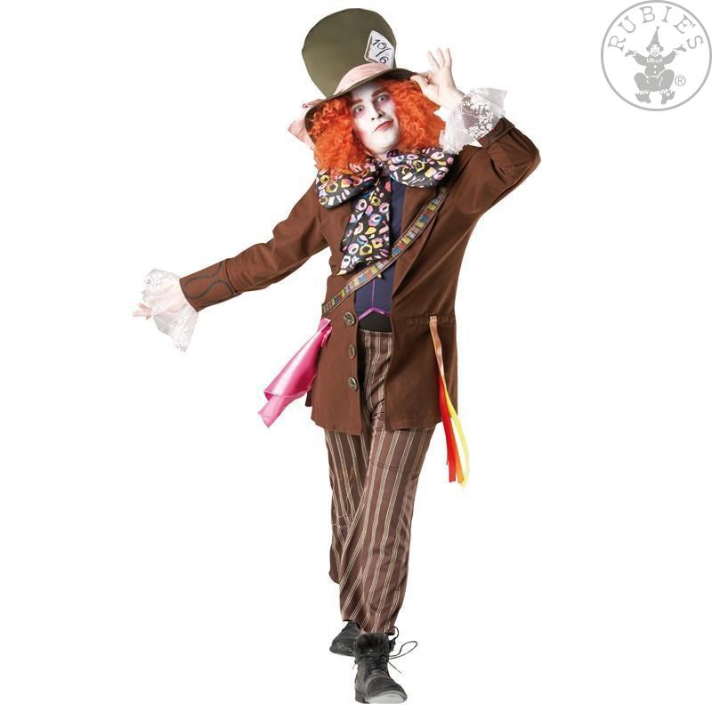 Kostýmy na karneval - Kostým Mad Hatter Adult - licenční kostým X