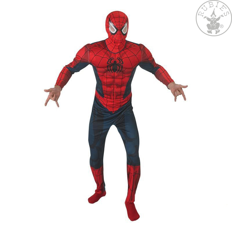 Kostýmy - Spiderman Deluxe D