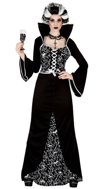Kostýmy - Lady vampire