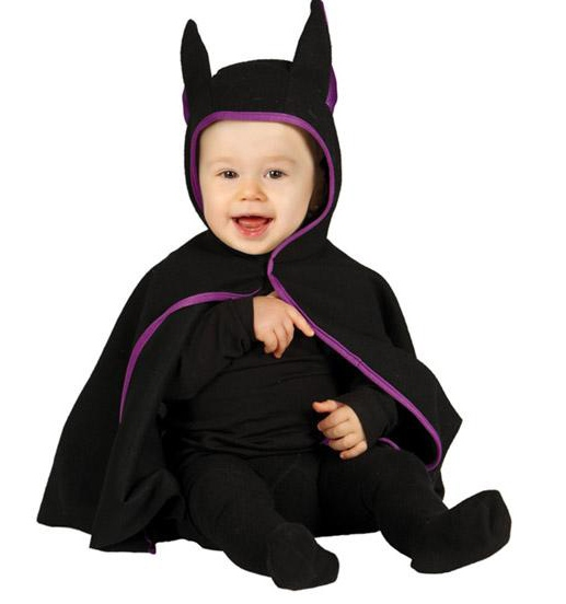 Kostýmy - Malý netopýr do 12 měsíců