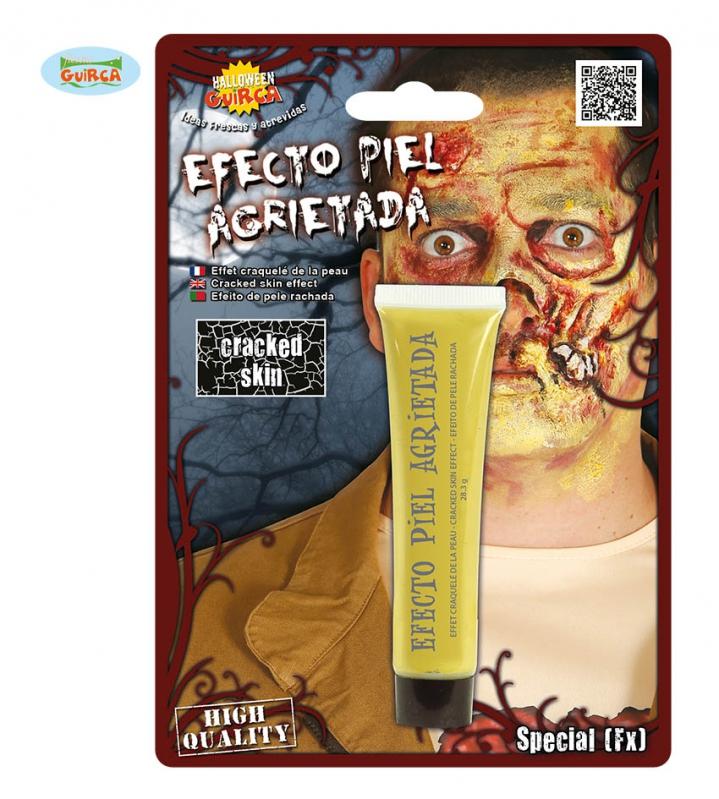 Doplňky dle zaměření - Zombie - kůže obarvená