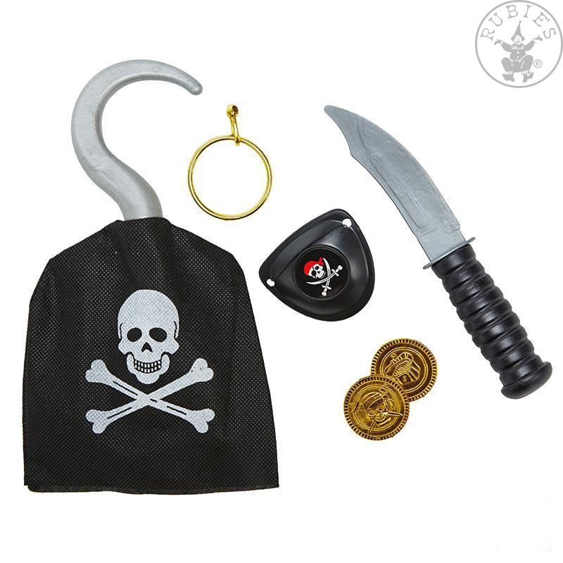 Doplňky dle zaměření - Pirátský set 5-ti dílný