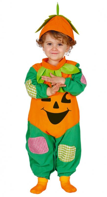 Kostýmy - Kostým dýně 1 - 2 roky