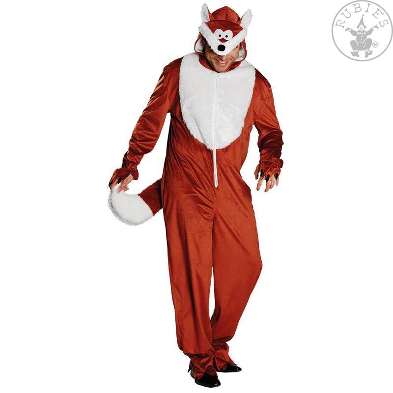 Kostýmy - Kombinéza - liška X
