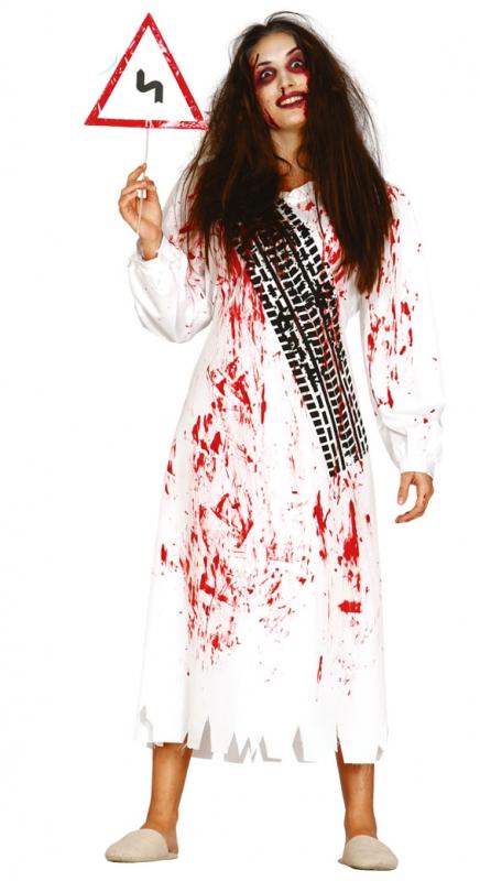 Kostýmy - Zombie - žena