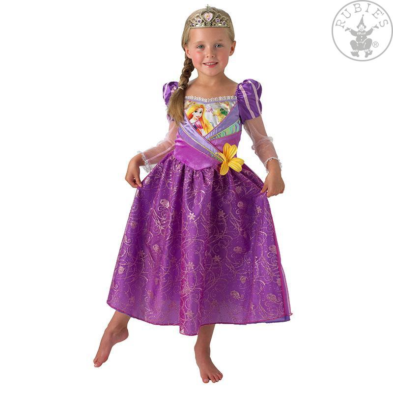 Kostýmy na karneval - Rapunzel Shimmer Child
