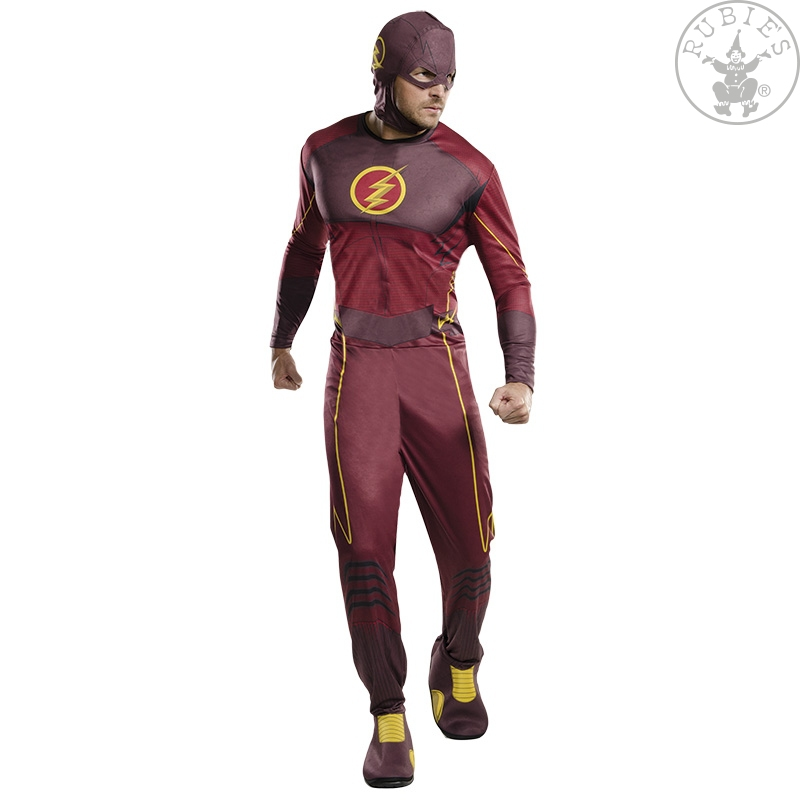 Kostýmy - The Flash Classic - Adult