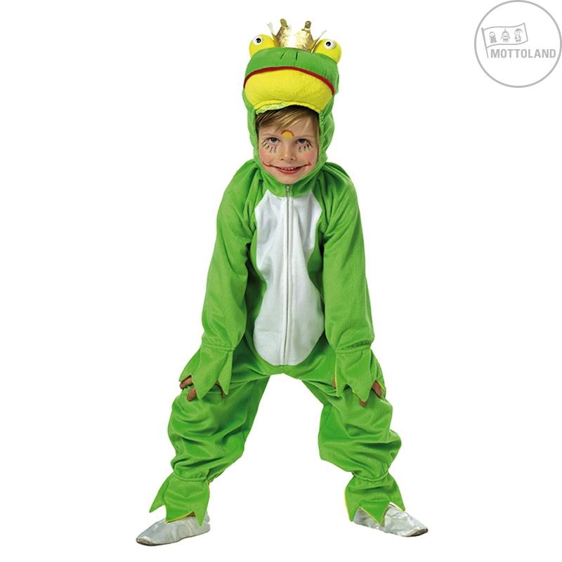 Kostýmy - Žába s korunkou - kostým