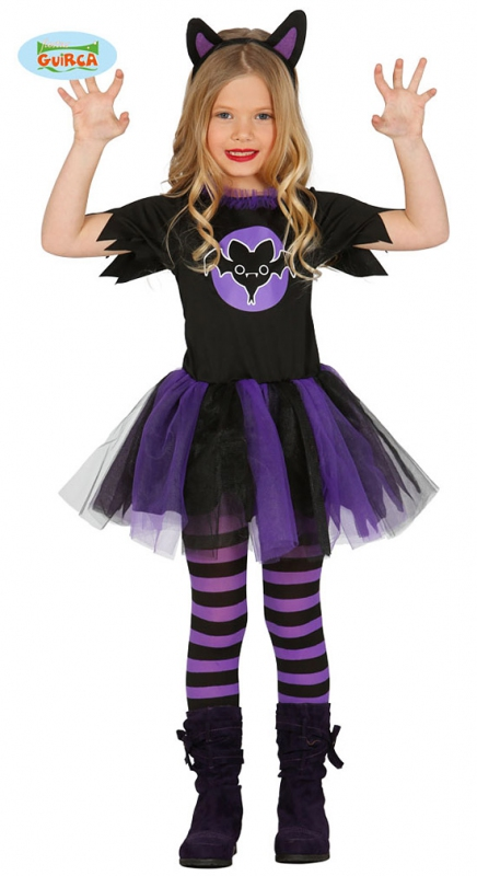 Kostýmy na karneval - Kostýmek netopýr