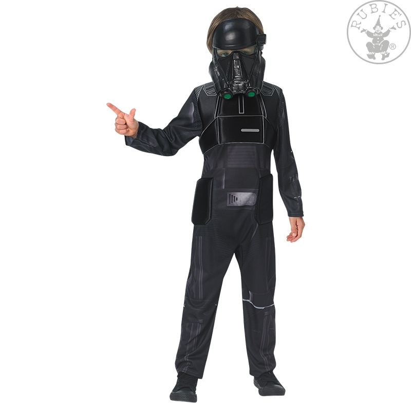 Kostýmy - Death Trooper Deluxe Large Child - kostým