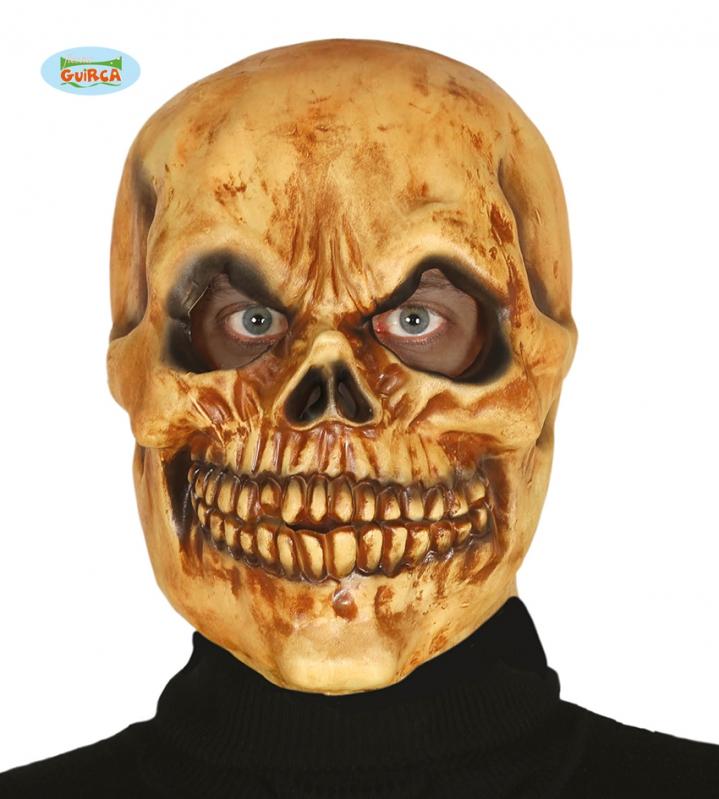 Masky - Latexová maska LEBKA