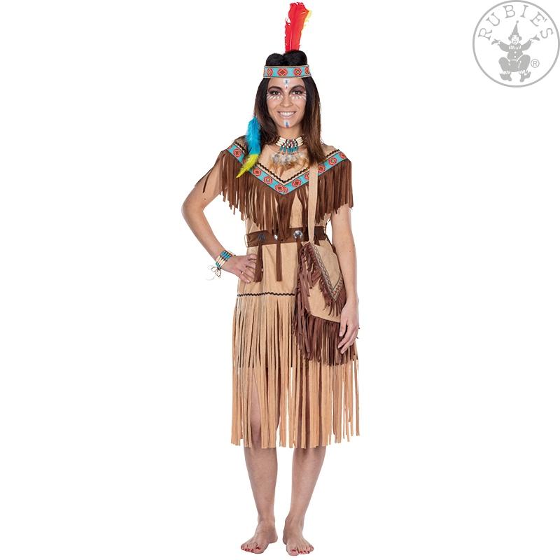 Kostýmy - Indiánka Cherokee
