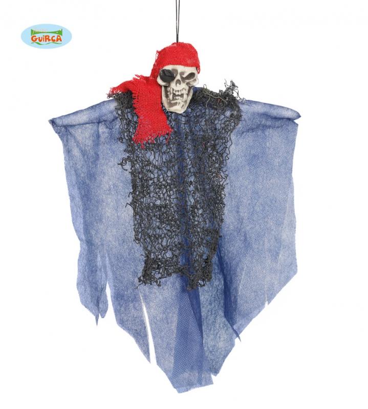 Doplňky - Pirát  - závěsné strašidlo 30 cm