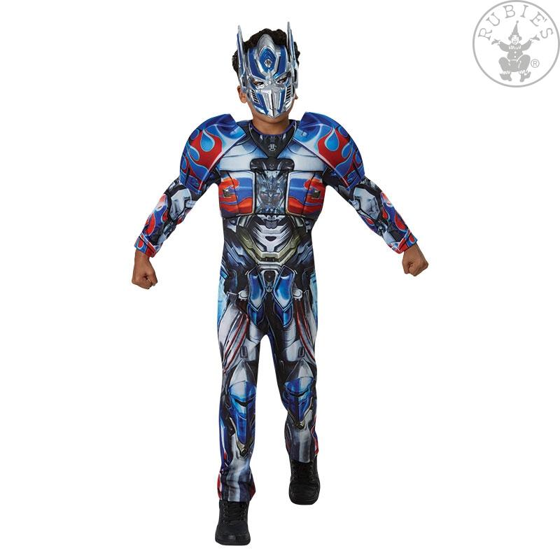 Kostýmy na karneval - Optimus Prime Transformers 5 Deluxe LS