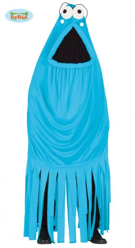 Kostýmy na karneval - MONSTER BLUE - kostým