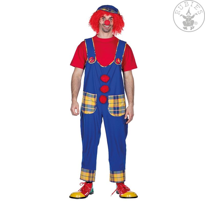 Kostýmy na karneval - Klaunské kalhoty pro dospělé