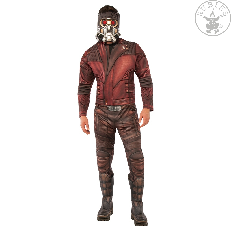 Kostýmy - Star-Lord Deluxe GOTG 2 - kostým