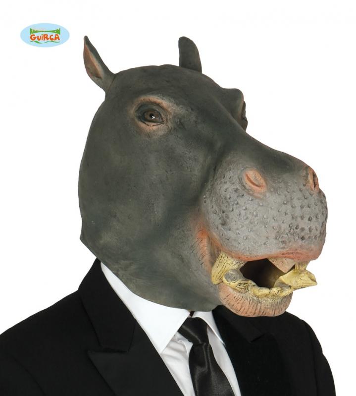 Doplňky dle zaměření - Maska hrocha