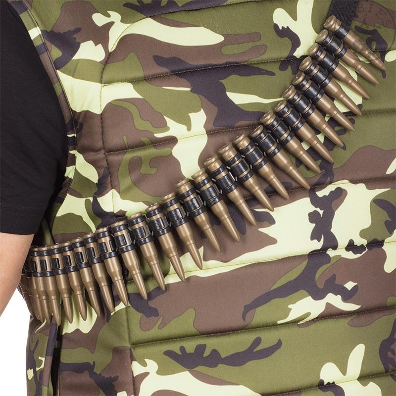 Doplňky - Kulometný nábojový pás