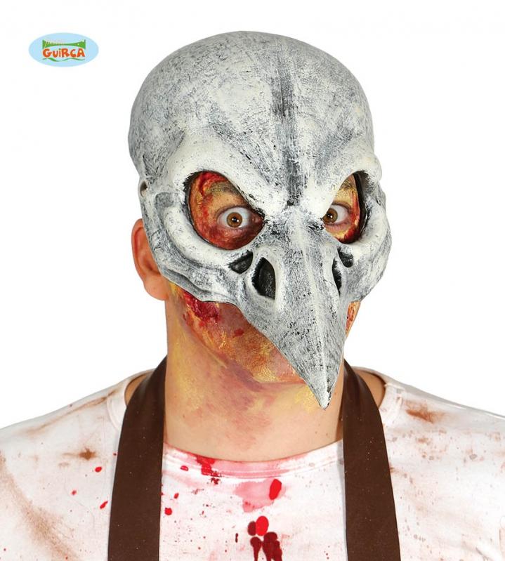 Masky - Maska pták lebka
