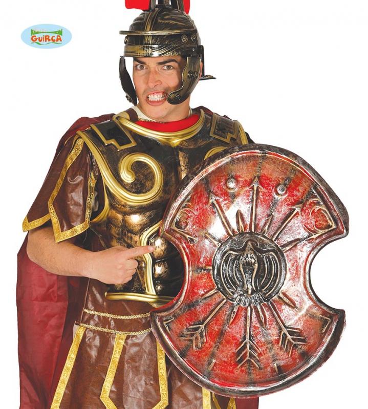 Doplňky - Řecký válečnický štít - 67 cm