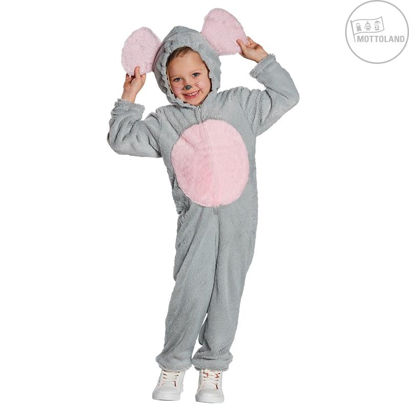 Kostýmy - Myška - dětský overal