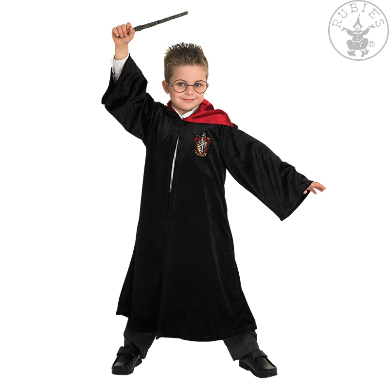 Kostýmy - Harry Potter Robe Deluxe - Child