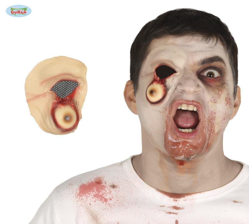 Líčidla a kosmetika - Imitace zranění - vyteklé oko