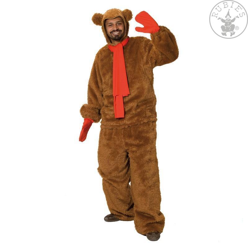 Kostýmy - Medvěd - kombinéza