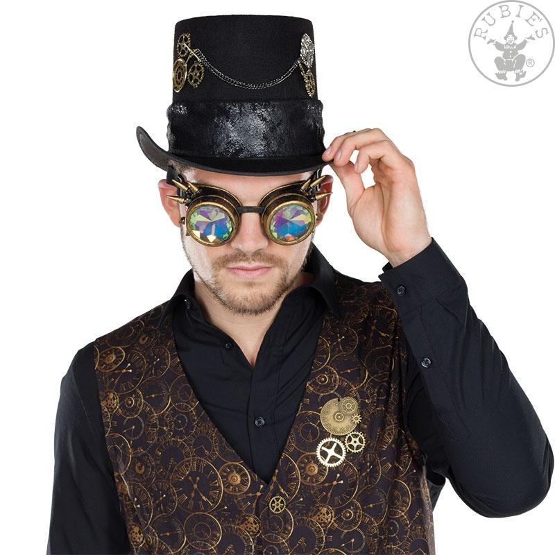 Doplňky - Halografické brýle - Steampunk Hologramm