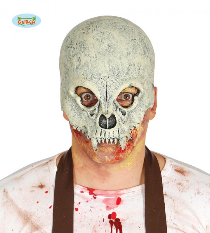 Masky - Maska lebka se zuby