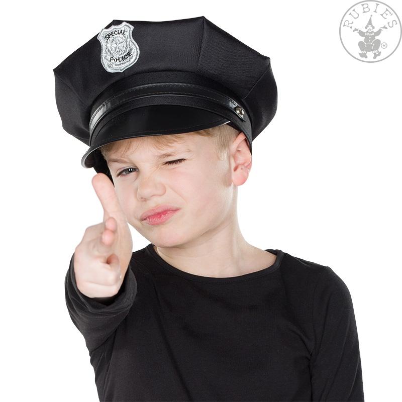 Klobouky a čepice - Special Police - dětská policejní čepice