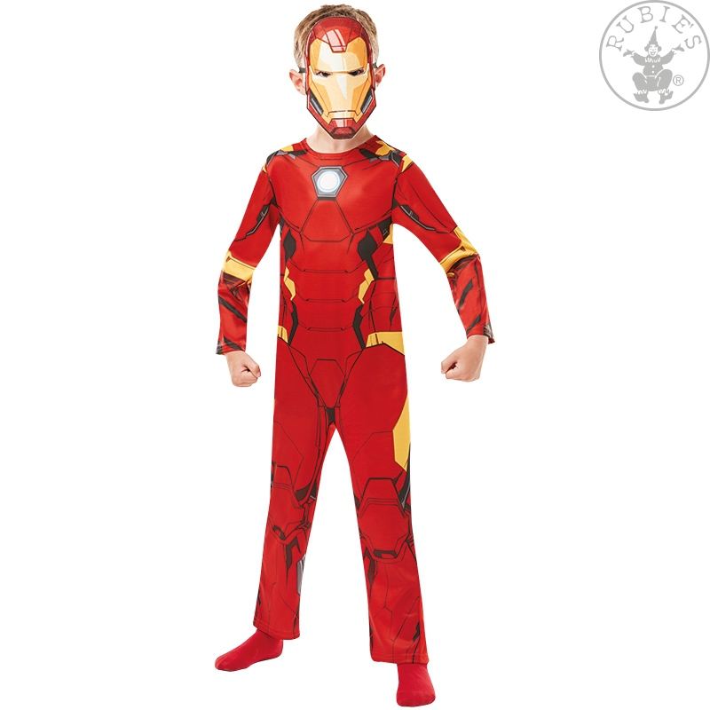 Kostýmy - Iron Man Avengers Assemble - Child