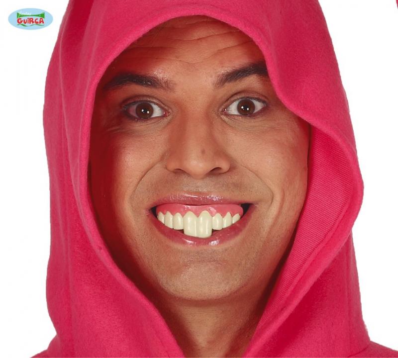 Doplňky - Zubní protéza zajíc