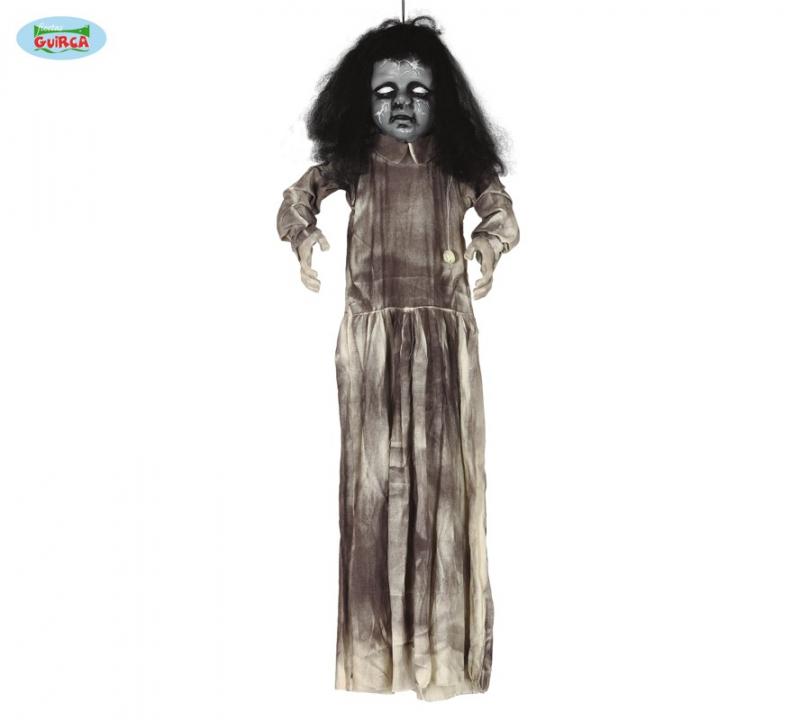 Doplňky - Zombie panenka s led světlem