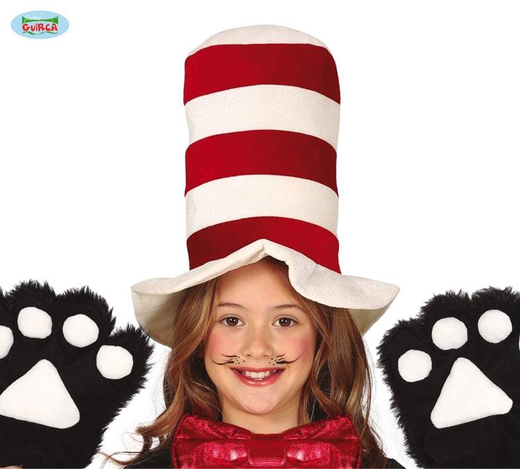 Klobouky a čepice - Červeno-bílý klobouk dětský