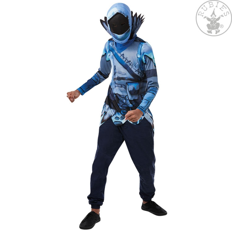 Kostýmy - Winter Raven Costume Set Fortnite - Tween - kostým