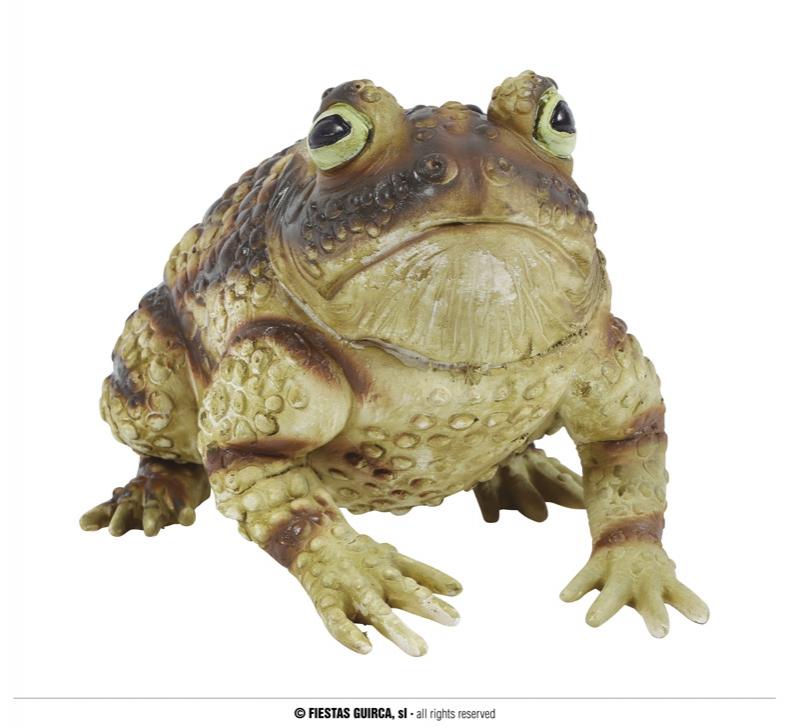 Doplňky - Latexová žába