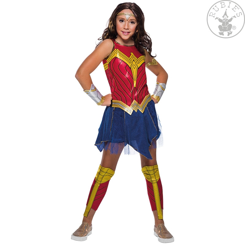 Kostýmy - Wonder Woman WW 84 Deluxe - Child - licence
