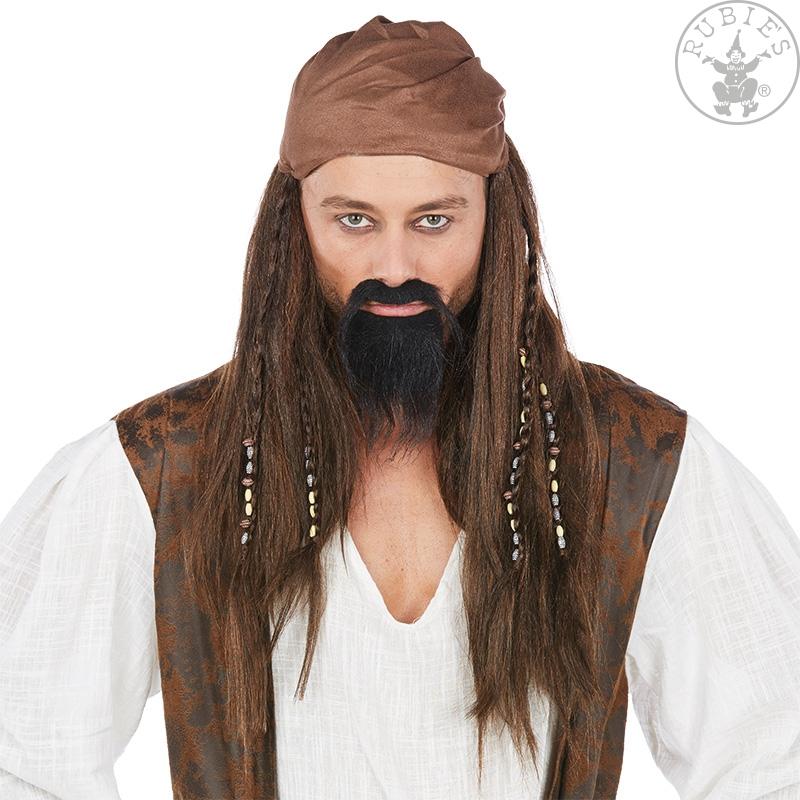 Klobouky a čepice - Pirát s šátkem
