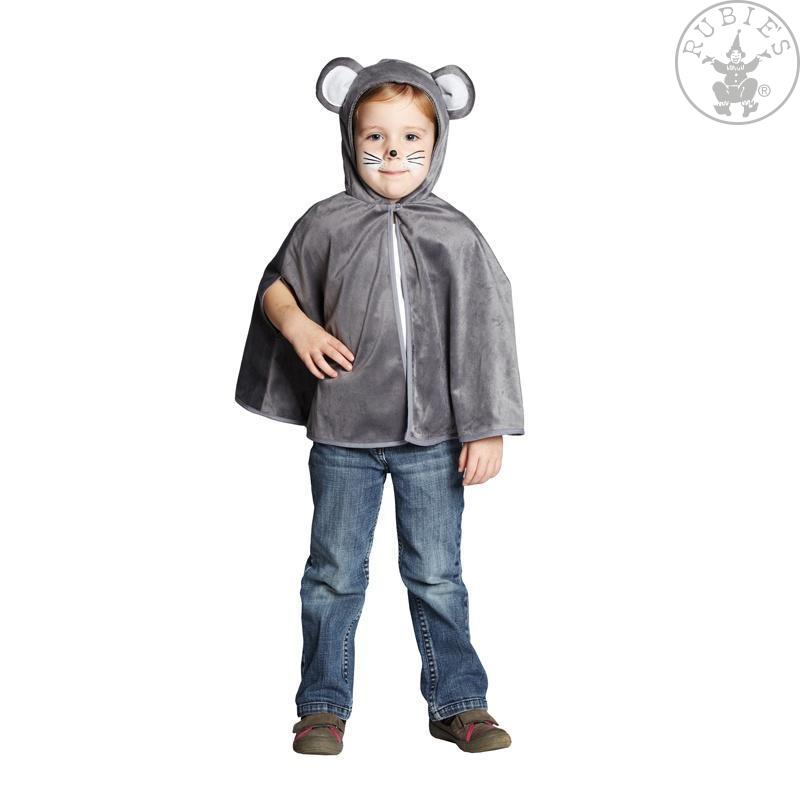 Kostýmy na karneval - Myška pelerína