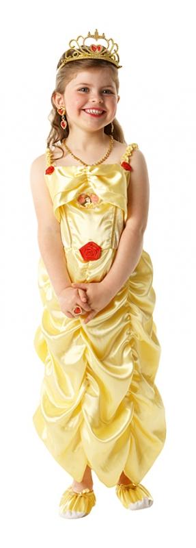 Kostýmy na karneval - Kostým Belle Classic s doplňky - licenční kostým D